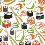 วอลเปเปอร์ลายร้านอาหารญี่ปุ่น #18