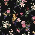 วอลเปเปอร์ลายดอกไม้ #17