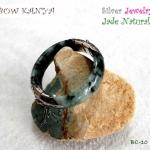 (Bangle jade) Silver 92.5%
