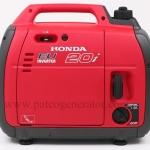 """เครื่องกำเนิดไฟฟ้าระบบอินเวอร์เตอร์ """"HONDA"""" #EU20I ขนาด 2 KVA (Gasoline portable inverter Generator """"Honda"""" #EU20I)"""