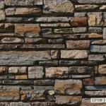 53108-3 วอลเปเปอร์ลายอิฐ The Stone Therapy