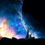 วอลเปเปอร์ลายกาแล็กซี่ 6