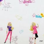 3767 Barbie วอลเปเปอร์ลายการ์ตูน