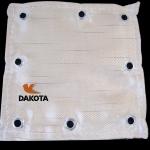 ผ้ากันไฟ (SILICA) อุณภูมิสูงสุด 1,000 C สำหรับใช้งานเชื่อม