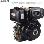 """เครื่องยนต์ดีเซลอเนกประสงค์ """"KIPOR"""" #KM186F ขนาด 10 HP (MULTI PURPOSE DIESEL ENGINE """"KIPOR""""#KM186F 10 HP)"""