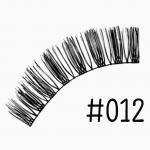 ขนตาปลอม แบบ10คู่ ราคาปลีก #012 แกนไหม