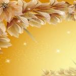 วอลเปเปอร์ลายดอกไม้ #55