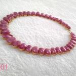 Necklace,Africa Pink,สร้อยคอ