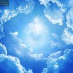 วอลเปเปอร์ลายท้องฟ้า 26