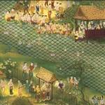 47-127 ART OF WALL วอลเปเปอร์ลายไทย