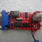 บอร์ดแหล่งกำเนิดสัญญาณ VGA สำหรับทดลองจอมอนิเตอร์