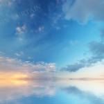 วอลเปเปอร์ลายท้องฟ้า 6