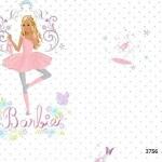 3756 Barbie วอลเปเปอร์ลายการ์ตูน