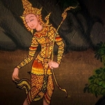 วอลเปเปอร์ลายไทย #3