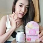 Almira Skin Care White Strawberry Day And Night Cream
