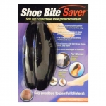 ถูกสุดในตลาดเพียง 159 บ. แผ่นรองกันรองเท้ากัด Shoe Bite Saver (สีดำ)