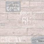 94302-1 Wood N Stone วอลเปเปอร์ลายไม้