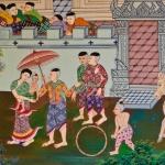 วอลเปเปอร์ลายไทย #25