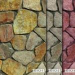 53112-1 , 53112-2 ,53112-3 วอลเปเปอร์ลายหินอ่อน The Stone Therapy