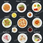 วอลเปเปอร์ร้านอาหาร #12