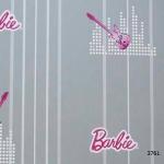 3761 Barbie วอลเปเปอร์ลายการ์ตูน