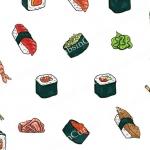 วอลเปเปอร์ลายร้านอาหารญี่ปุ่น #6