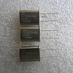 Crystal ความถี่ 14.050 MHz สำหรับวิทยุสมัครเล่น ขายเป็นชุด (ชุดละ 3 ตัว)