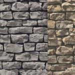 9079-29_9079-12 Wood N Stone วอลเปเปอร์ลายหิน