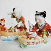 ตุ๊กตาจีน สำหรับประดับสวยงาม