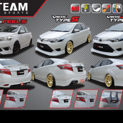 TOYOTA-VIOS-FEELs-RS-S