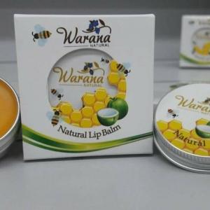 Warana Natural Lip Balm บำรุงริมฝีปาก