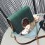 กระเป๋าถือ squre curcle สีแดง thumbnail 2