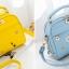กระเป๋าถือ Maple (blue) thumbnail 12