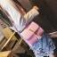 กระเป๋าสะพายข้างผู้หญิง Lovely girl สีฟ้า thumbnail 5