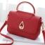 กระเป๋าถือ simple plate (สี red) thumbnail 1