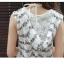 SW02001 ชุดทูพีชสีขาว กางเกงขาสั้น พร้อมเสื้อคลุม thumbnail 15