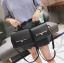 กระเป๋าสะพายข้างผู้หญิง ABA Lady (สีฟ้า) thumbnail 17