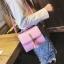 กระเป๋าสะพายข้างผู้หญิง Lovely girl สีฟ้า thumbnail 8