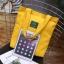 กระเป๋าผ้า LD003 Yellow thumbnail 17