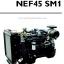 """เครื่องยนต์ดีเซล Diesel engine """"IVECO"""" 4 สูบ cylinder # NEF45SM1 ขนาด prime 53.5 kw. @1500 RPM. thumbnail 1"""