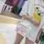 กระเป๋าสะพายข้างผู้หญิง Jelly Rainbow 01 หนังใสประกายรุ้ง thumbnail 5