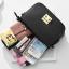 กระเป๋าสะพายข้าง mini function black red thumbnail 7