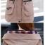 เสื้อโค้ท เสื้อกันหนาว พร้อมส่ง สีชมพูกะปิ แขนยาวจั๊มปลายแขน เย็บตัดต่อด้วยผ้าลายสก๊อตตรงฮูทเท่ห์สุดๆสุดเท่ห์ thumbnail 6
