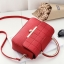 กระเป๋าถือ Rum leather (red) thumbnail 3
