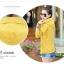 เสื้อกันหนาวแฟชั่น พร้อมส่ง สีเหลือง แขนยาว แต่งจั๊มปลายแขน แต่งลายจุดช่วงกระเป๋าและซับในฮูท แบบซิบรูดติดทับด้วยกระดุมแป๊ก thumbnail 8