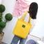 กระเป๋าผ้า LD003 Yellow thumbnail 3