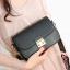 กระเป๋าสะพายข้าง mini function black red thumbnail 5