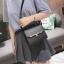กระเป๋าสะพายข้างผู้หญิง ABA Lady (สีฟ้า) thumbnail 8