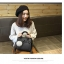กระเป๋าถือ Blooming life (black) แถมฟรี พู่ห้อยกระเป๋า!! thumbnail 4