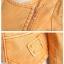 เสื้อแจ็คเก็ต เสื้อหนังแฟชั่น พร้อมส่ง สีเหลือง หนังด้าน มาดเซอร์ คอจีน ดีเทลด้วยปกโฉบเฉี่ยว สุดเท่ห์ หนัง PU คุณภาพดี thumbnail 3